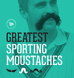 Greatest Sporting Moustaches