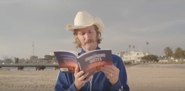 Tim Rogers The Book of Uninspiring Quotes