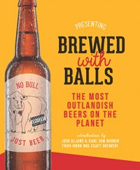 Brewed with Balls Steph Bishop-Hall Moon Dog Brewery