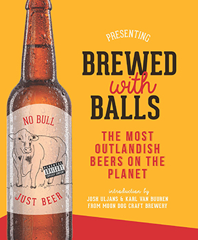 Brewed with Balls