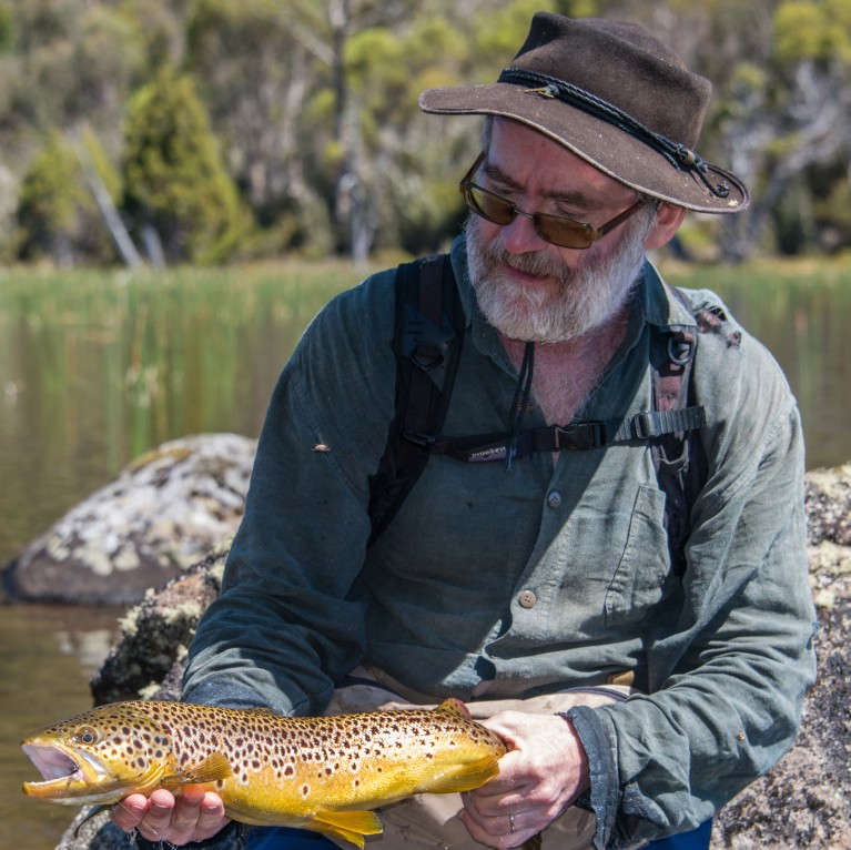 Greg French The Last Wild Trout