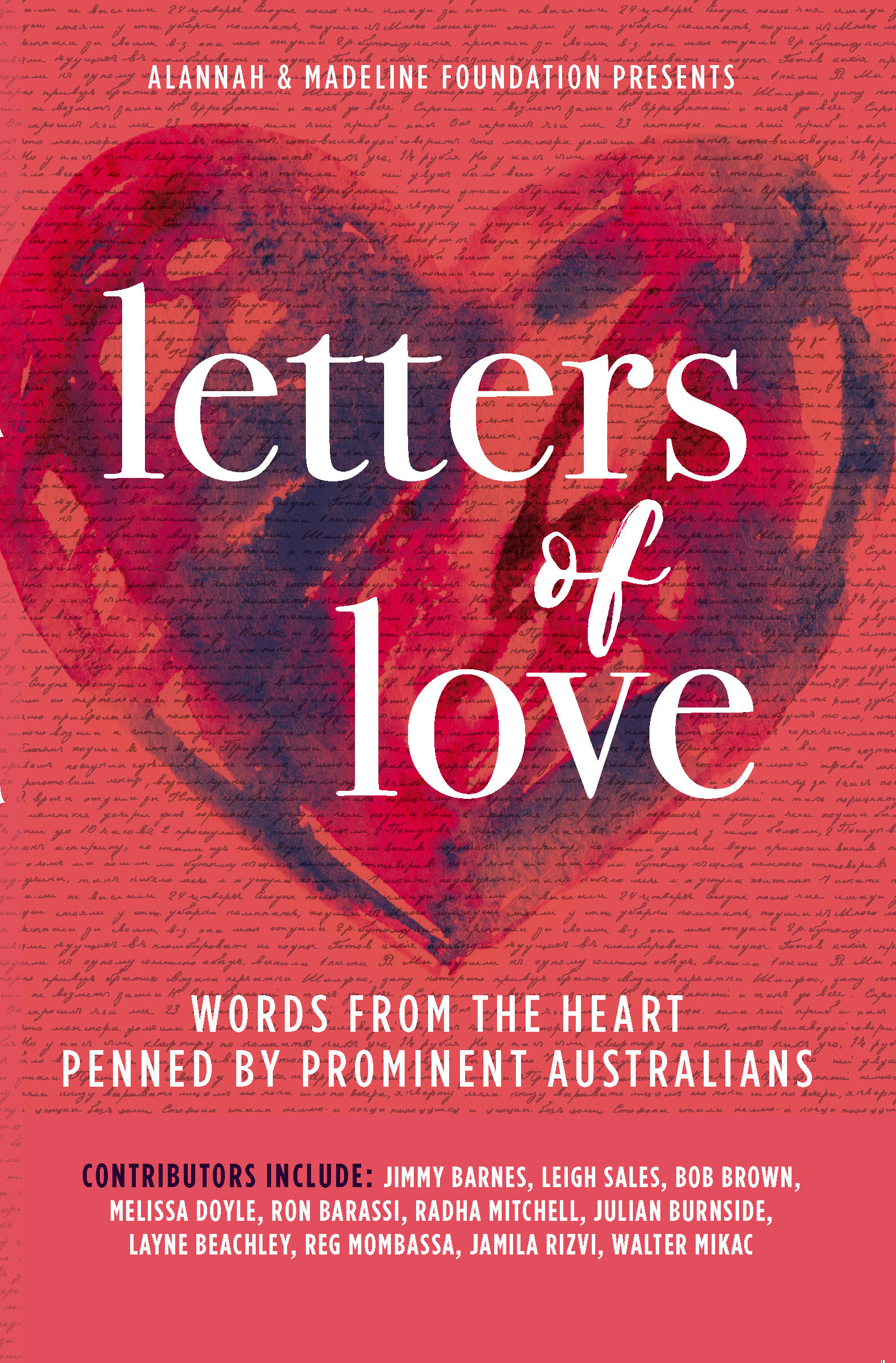 Letters of Love | Affirm Press