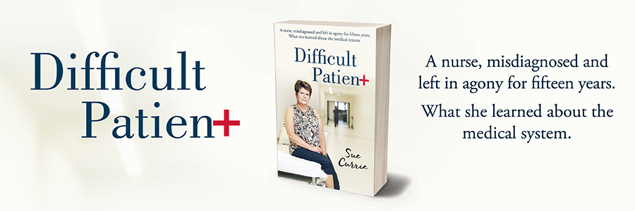 Difficult Patient Sue Currie