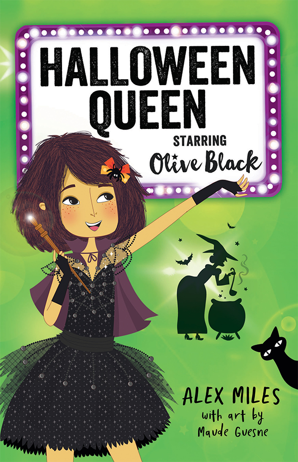 Halloween Queen by Alex Miles