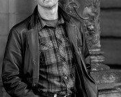 Paul Hardisty author of the Claymore Straker series