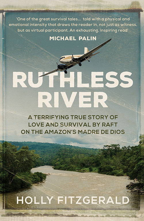 Ruthless River by Holly FitzGerald
