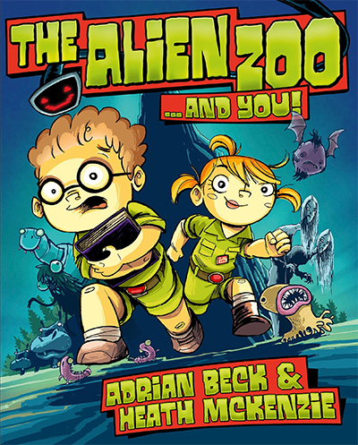 The Alien Zoo ... And You!