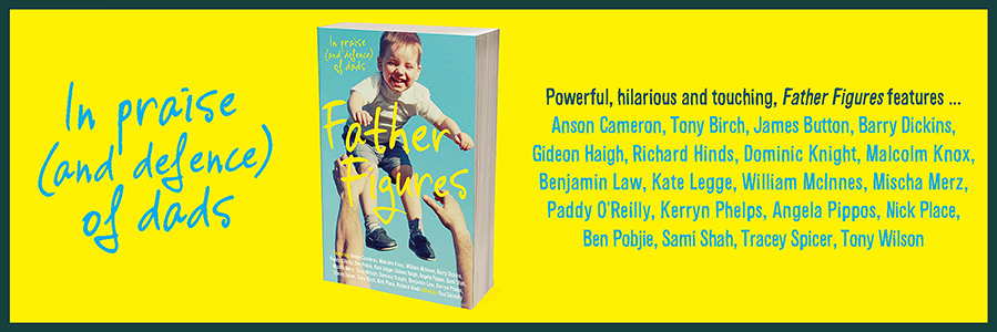Father Figures by Paul Connolly