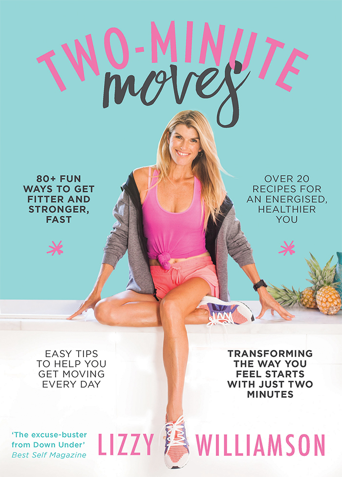 Two-Minute Moves by Lizzy Williamson