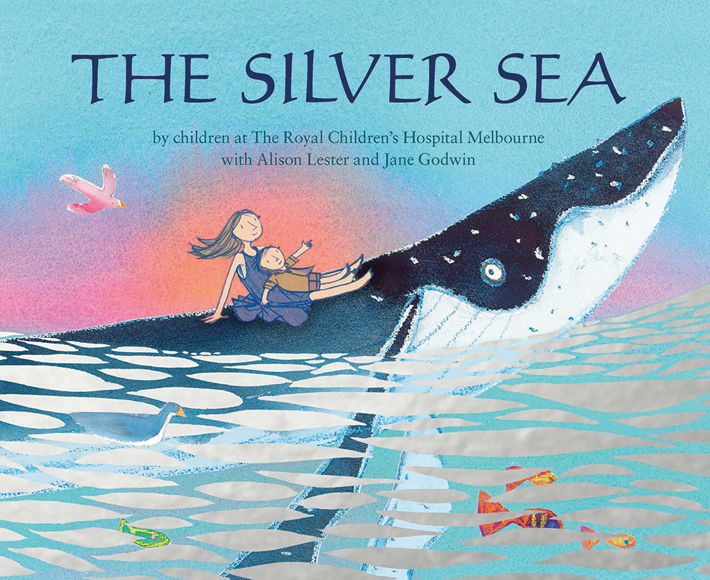 The Silver Sea by Alison Lester and Jane Godwin