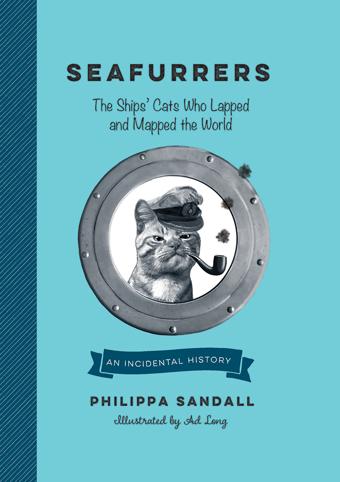 Seafurrers by Philippa Sandall