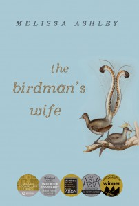 The Birdman's Wife B format paperback by Melissa Ashley
