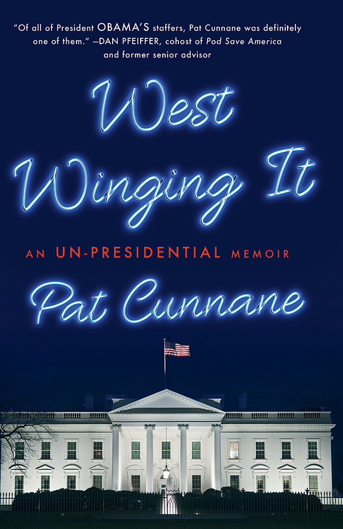 West Winging It Pat Cunnane