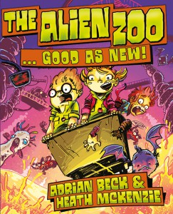 The Alien Zoo ... Good as New!