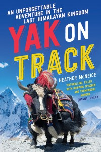 Yak on Track Heather McNeice