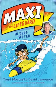 Maxi the Lifeguard In Deep Water David Lawrence