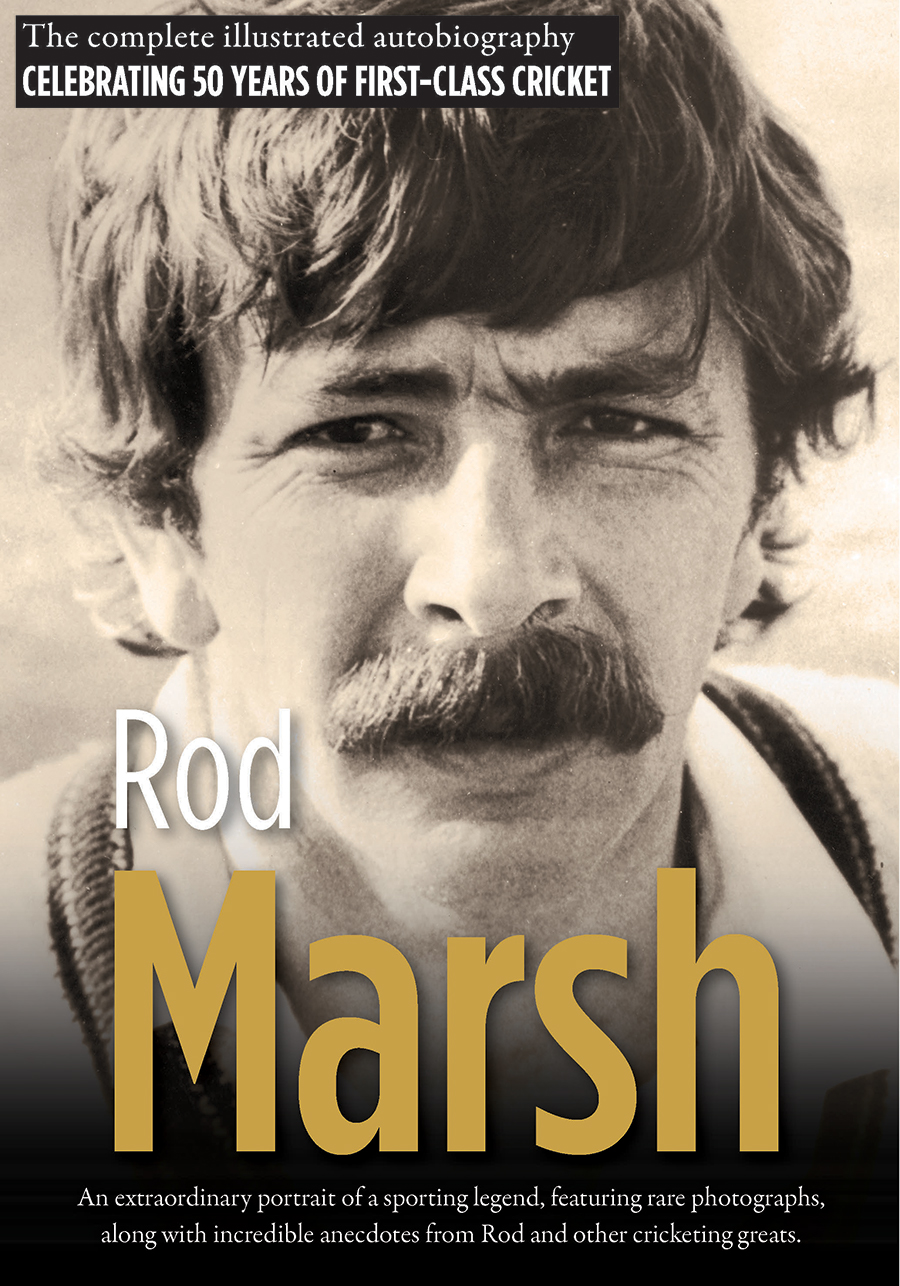 Rod Marsh: The Illustrated Autobiography