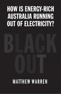 Blackout by Mathew Warren