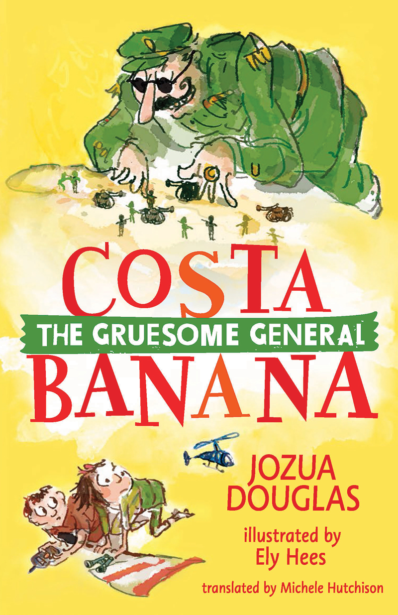 The Gruesome General Costa Banana
