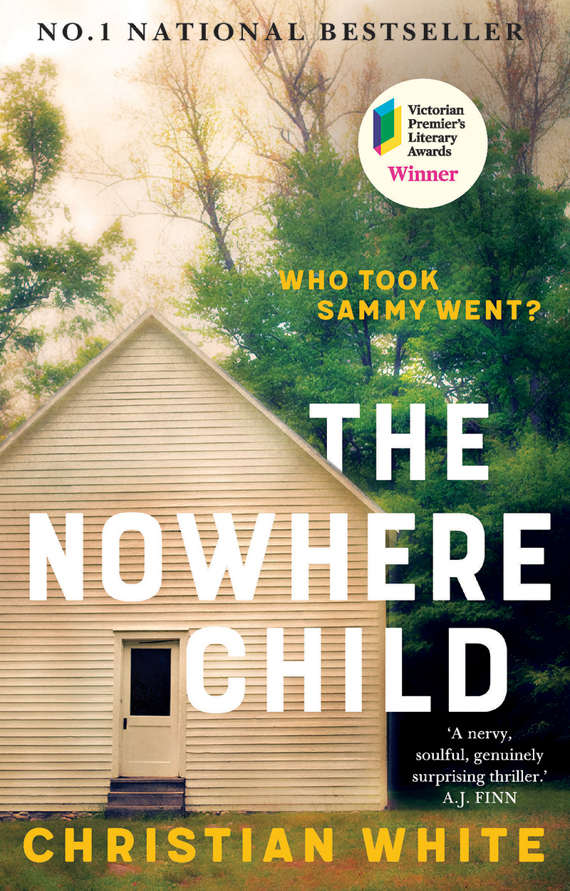The Nowhere Child B format