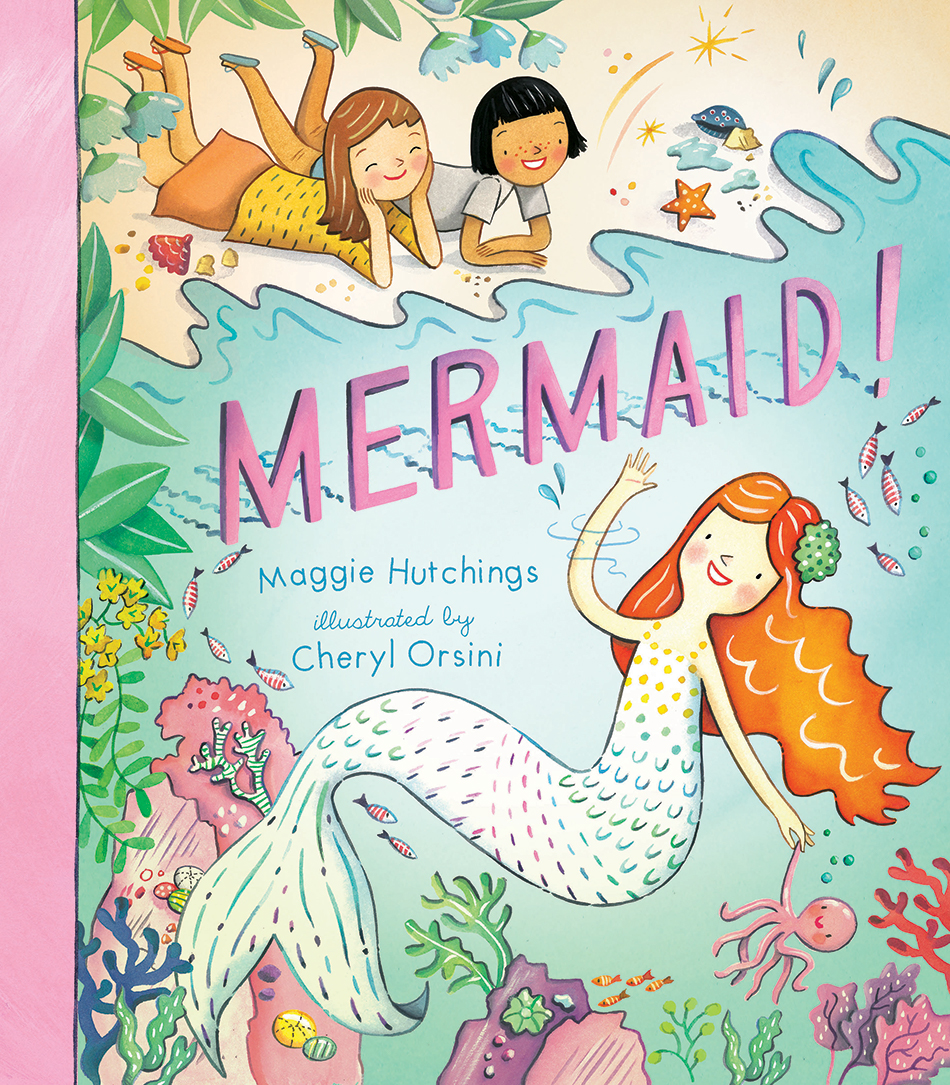 Mermaid Cheryl Orsini Maggie Hutchings