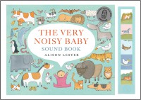 The very Noisy Baby Soundbook: with 5 great animal sounds!