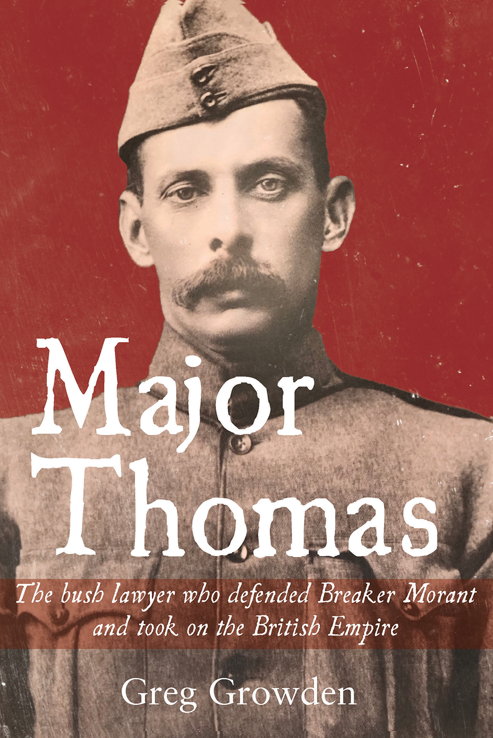 Major Thomas by Greg Growden