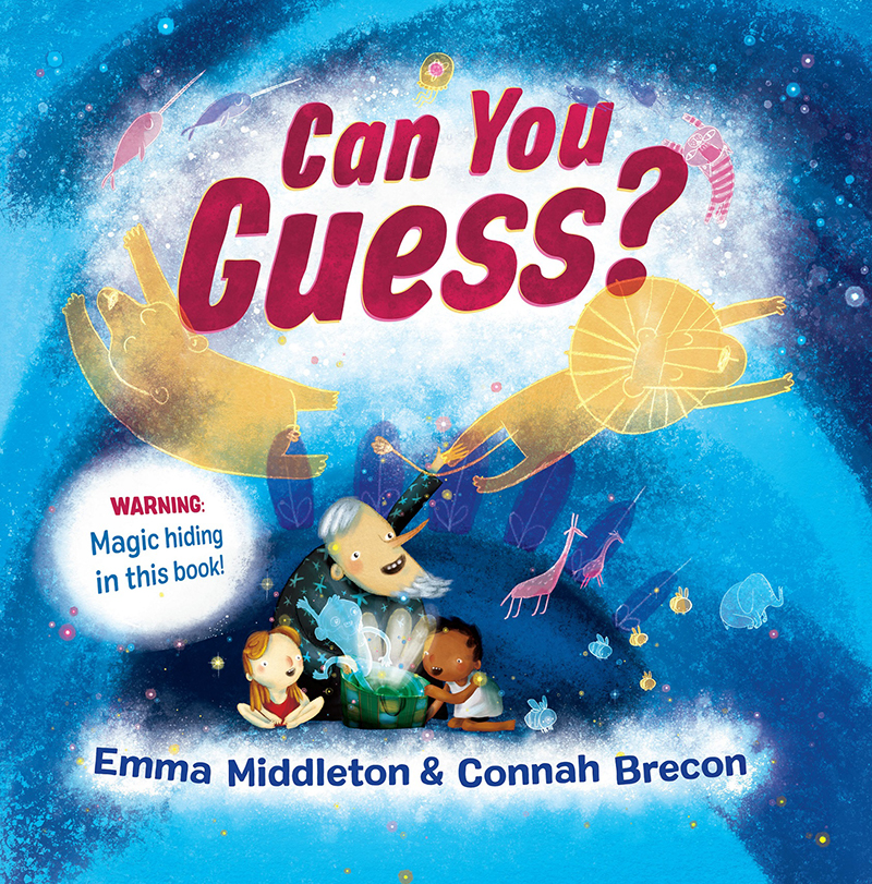 Can You Guess? Emma Middleton and Connah Brecon