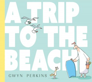 A Trip to the Beach by Gwyn Perkins