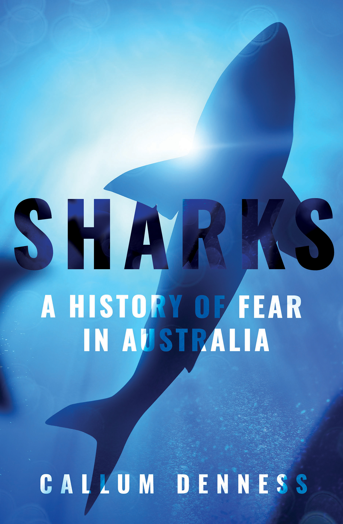Sharks: A History of Fear in Australia Callum Denness