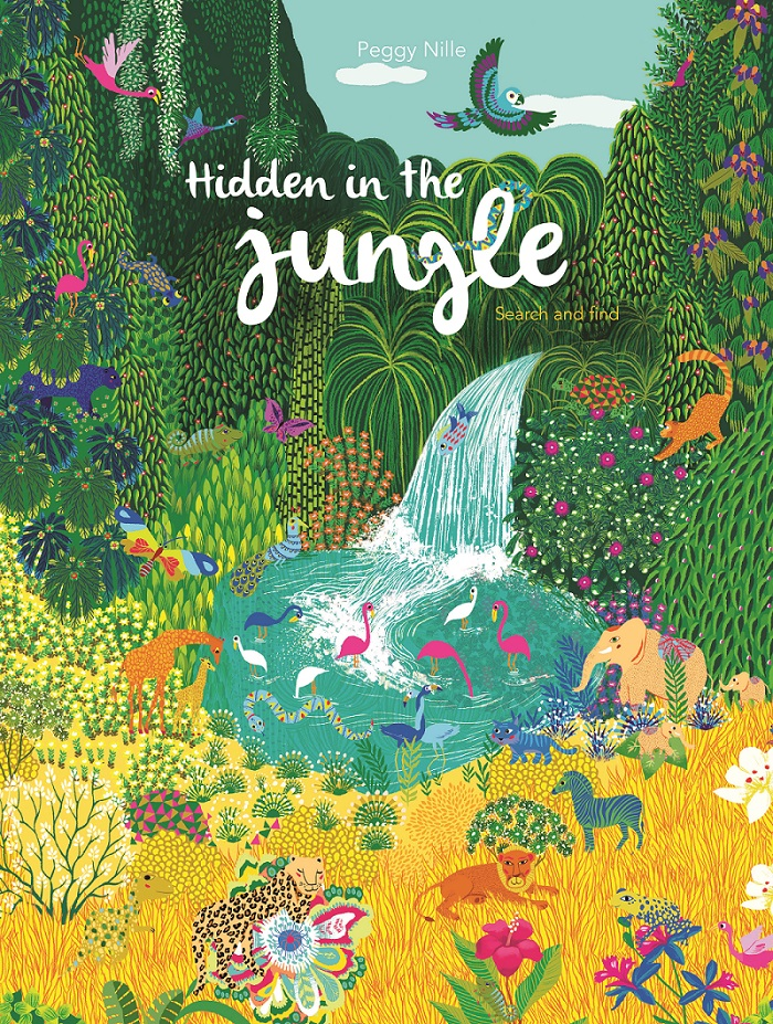 Hidden in the Jungle Peggy Nille