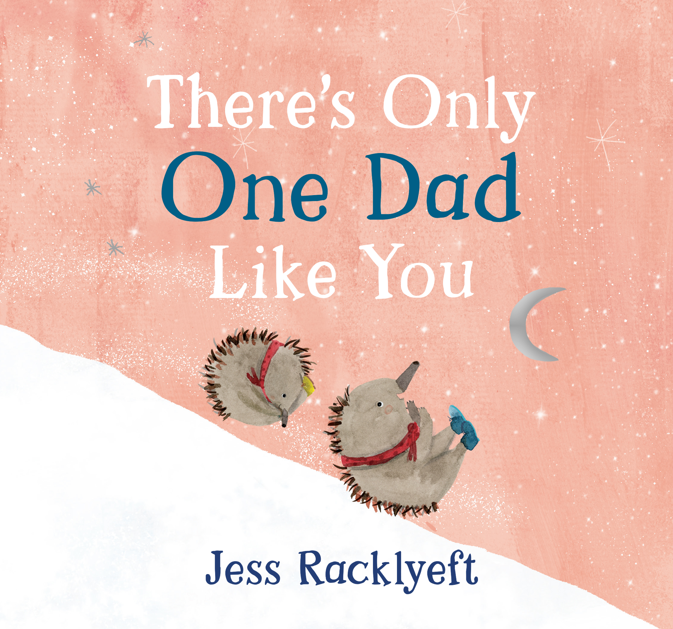 There's Only One Friend Like You by Jess Racklyeft
