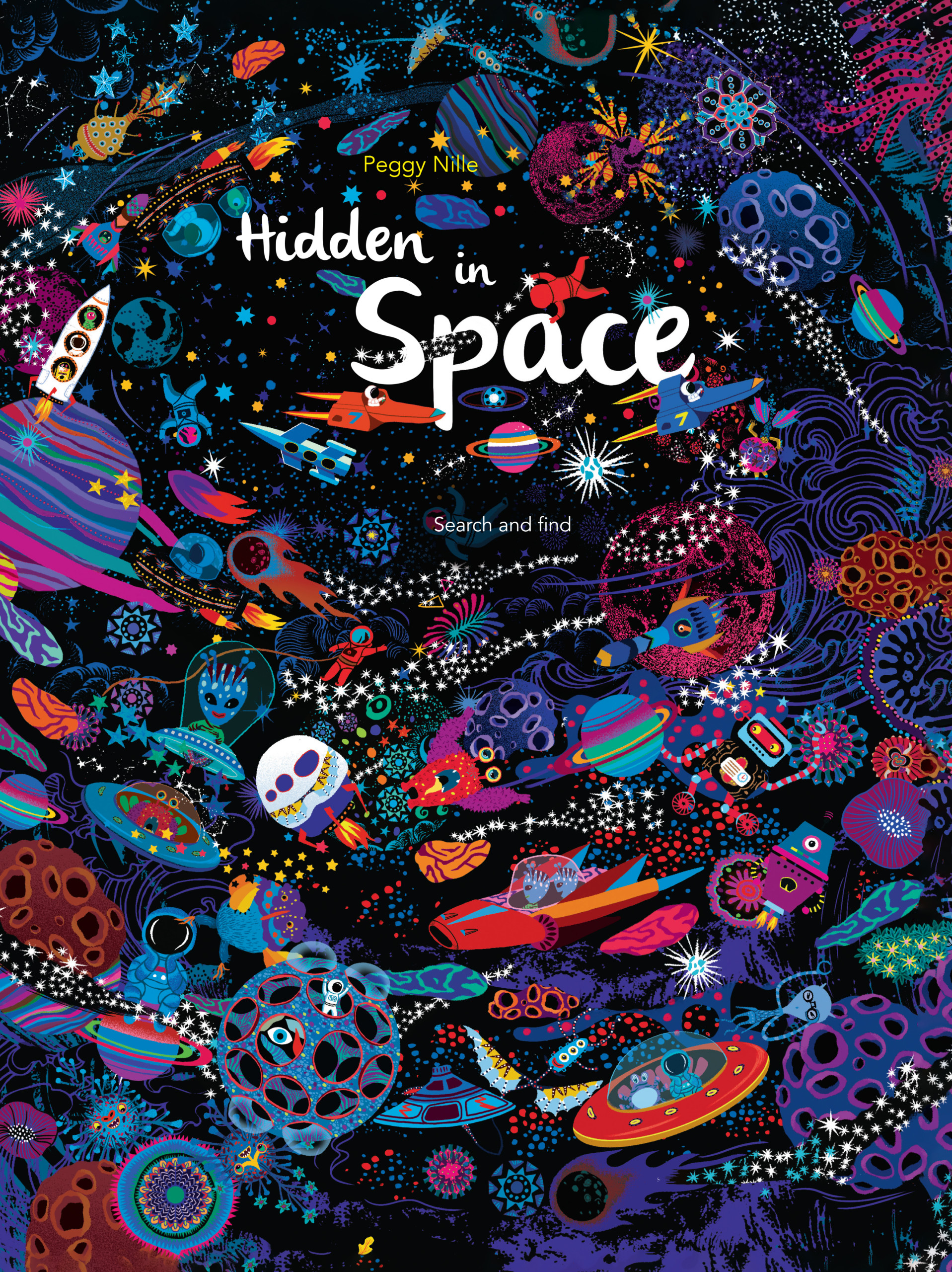 Hidden in Space| by Peggy Nille