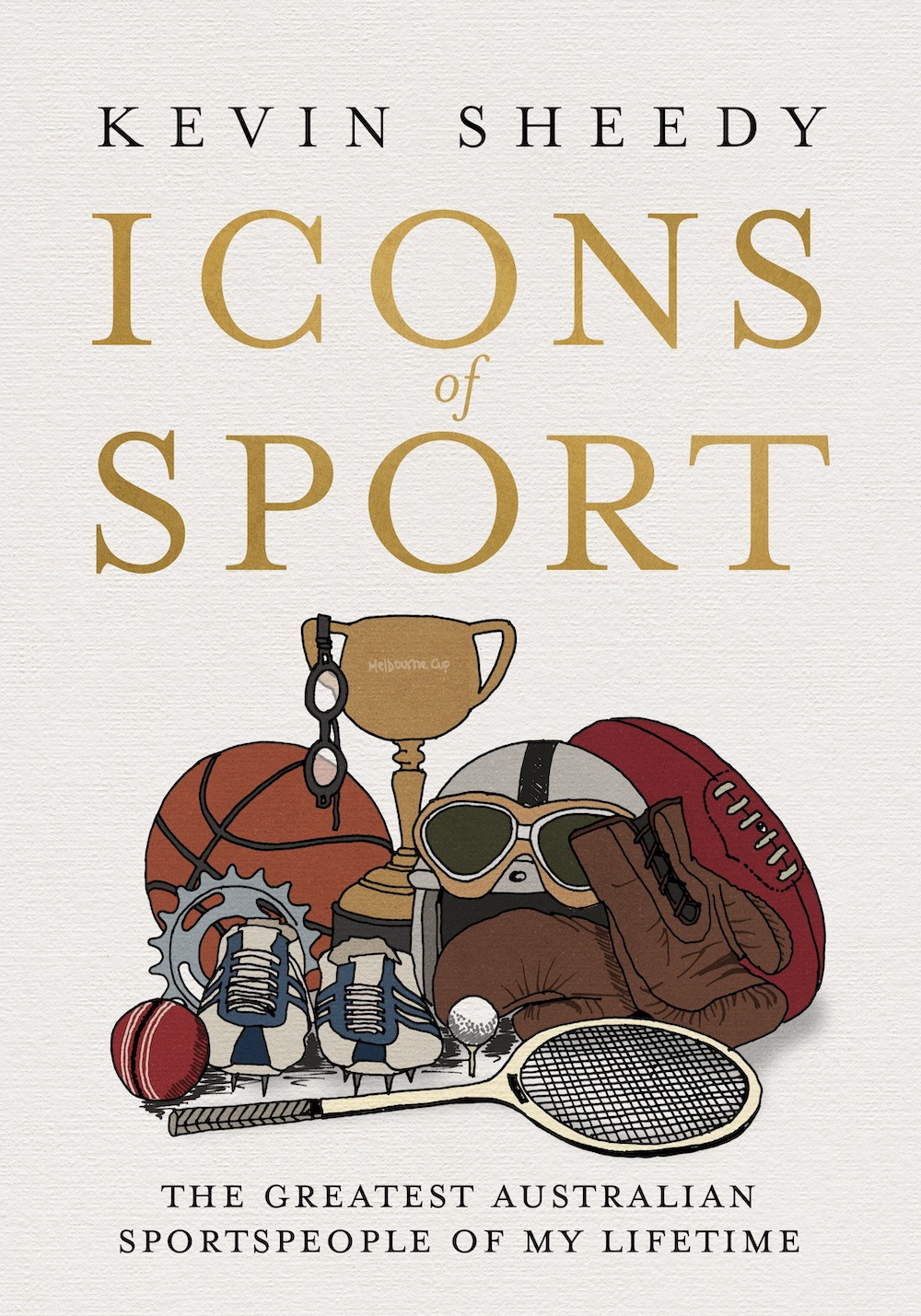 Icons of Sport by Kevin Sheedy