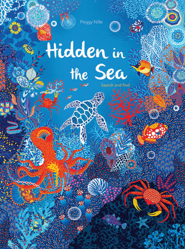 Hidden in the Sea | reformat by Peggy Nille