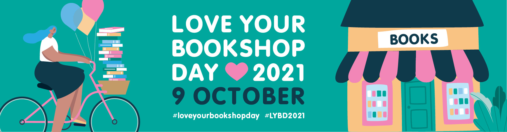 Love Your Bookshop Day 2021